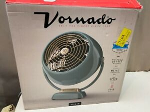 Vornado VFAN Jr. Vintage Air Circulator New Open Box FREE SHIPPING