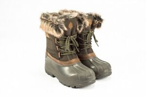 Nash Polar Boots *All Sizes* ZT Fishing Fleece Lined Winter Boots NEW