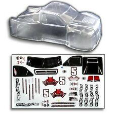 Redcat Racing BS804-002C 1/8 Short Course Truck Body CLEAR