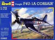 Revell 1/72 F4U-1D Corsair Plastic Model Kit 03983