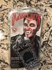 Scarecrow Werewolf Deluxe Vampire Fangs -BRAND NEW-