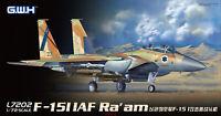 GreatWall 1/72 L7202 Israel Air Force F-15I Ra'am Top quality Hot
