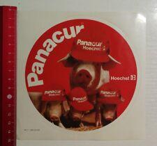 ADESIVI/Sticker: panacur Hoechst (2603175)