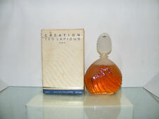 TED LAPIDUS CREATION EAU TOILETTE 100 ml