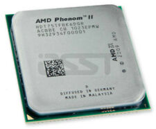 AMD Phenom II X6 1075T AM3 938 pin HDT75TFBK6DGR 125W 3Ghz 6-Core Processor CPU
