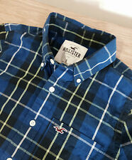 Hollister Cotton Plaid Casual Shirts & Tops for Men