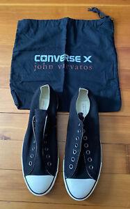 New Converse John Varvatos Men's Size 10 All Star Sneakers Slip On