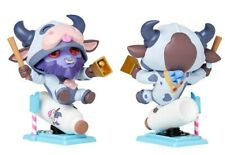 Authentic Limited Edition Lol League of legends Figure Moo Cow Alistar