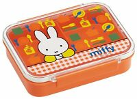 Japanese Wood BENTO Lunch BOX MIFFY Food container 730ml from Japan