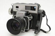 Konica Press Hexanon 90mm f/3.5 Koni-omega Medium format Camera