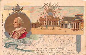 Vatikan: Papst gl1900 148.025