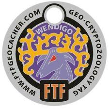 Pathtag  41980  -  FTF  Magazine   -geocaching/geocoin/extagz  *Retired*