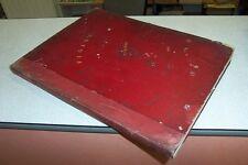 ALBUM RELIURE FIGARO EXPOSITION 1889 N° 1 2 3 4  + 2 cartes de l'expositions