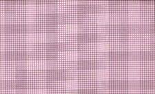 Makower: Gingham Lilac 920/L3 1.1metre wide x 1 metre Fabric