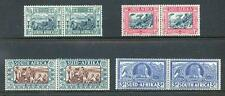 South Africa George 6th 1938 Voortrekker Commemoration Memorial Fund set mint
