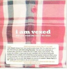 (AB795) I Am Vexed, Did You Want My Axe?/Be Wise  DJ CD