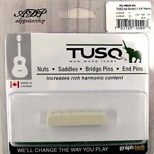 "Sillet Graph Tech Tusq Acoustic Martin 1 3/4""  PQ-M644-00 Slotted nut 44.3mm"