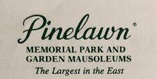 Pinelawn Memorial Park Cemetery Garden Of Remembrance Burial Plot Lawn Crypt