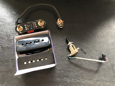 Gibson P90 Pickups, Control Pots and Jack socket Quick Fit No soldering Required
