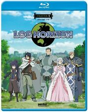Log Horizon: Collection 1 + 2  [Blu-ray] [Import anglais]
