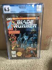 Blade Runner Cgc #1 6.5 10/82