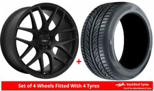 Ducato Calibre Wheels with Tyres 5 Number of Studs