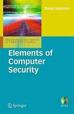 Elements of Computer Security (Undergraduate Topics in Computer Science) by Salo