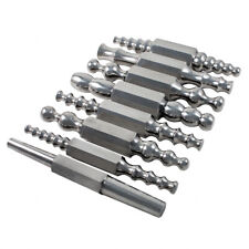 Double-Ended Forming Stake Set - 8 Piece - 25-080