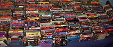 CHICAGO IL Local pickup_ Horror VHS lot 302 tapes ALL DIFF Titles in Description