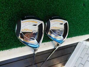 Adams Golf Speedline FAST 11 (3 & 5) Fairway Wood Set w/ Aldila Stiff Flex