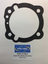 Ducati Bevel Rear Cylinder Base Gasket (0.5mm thick)