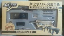 AUG Rifle Display model, Camouflage, scale 1/3, Metal and plastic