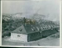 The Pounding of Aachen begins Date: October 10, 1944.World war II, Germany. - 8x