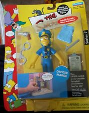 The Simpsons -World of Springfield- Officer Marge- Interactive Figure- Series 7