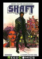 SHAFT COMPLICATED MAN GRAPHIC NOVEL New Paperback Collects Shaft Issues #1-6