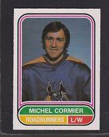 1975-76  OPC O PEE CHEE WHA  # 74  MICHEL CORMIER  AS  NRMT-MT+   INV 7582