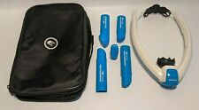 Ameo Powerbreather w/ 4 Speed Vents (2S/2L) in Zippered Case Lap Snorkel