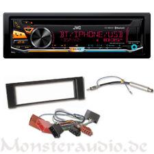 JVC Autoradio AUDI A4 B6 Bluetooth iPhone-Android-Steuerung CD-USB-MP3-Radio