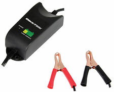 BIKETEK BATTERY CHARGER 12V 1.0A 9-STAGE UK PLUG (BFS-1210N-BS)