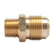 Highcraft Flare x Male Reducing Adapter Pipe Fitting; O.D. x Mip; Brass