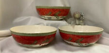 Lenox Holiday Gathering Holiday Wreath Pattern All Purpose Bowls**NEW**