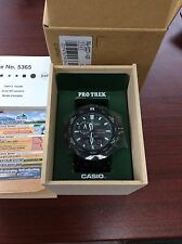 Casio Men's Protrek MB Ana-Digital Smart Triple Sensor Solar Watch PRW6000Y-1A