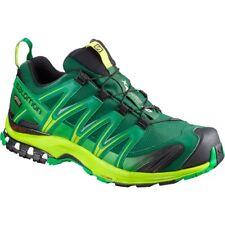 Calzado de hombre zapatillas fitness/running verdes