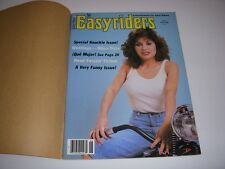 EASYRIDERS Magazine, June, 1985, SPECIAL KNUCKLE ISSUE, BIKER STYLE WEDDINGS!