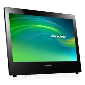 """Lenovo E93z 23"""" FHD TOUCHSCREEN AIO COMPUTER PC i5 4440s 2.8GHz 4GB CRACKEDGLASS"""