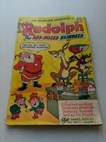 Rudolph the Red-Nosed Reindeer (1953, DC)