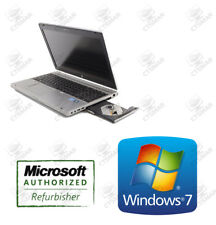 HP EliteBook 8560P i7-2760QM 2.4GHz 8GB ram 128GB SSD DVD Webcam Win7P Warranty