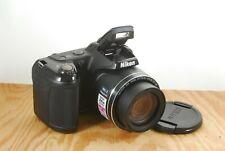 Nikon CoolPix L320 Digital Camera - 16.1MP, 26x Zoom, Vibration Reduction, Etc.