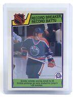 1983-84 Wayne Gretzky #212 Center Edmonton Oilers O-Pee-Chee Hockey Card I032