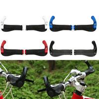 SPONSORED 1 Pair Double Lock On Locking Mountain BMX Bike Bicycle Cycling Handle